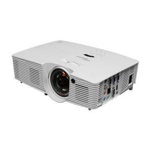 Proyector Optoma W316ST Tiro Corto DLP 3600 Lumens XWGA