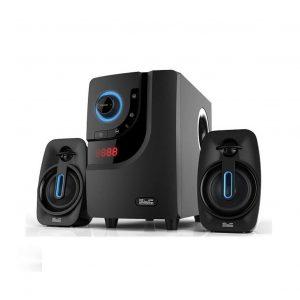 Klip Xtreme Blue Wave II Parlantes con Subwoofer 2.1 Bluetooth KWS-616