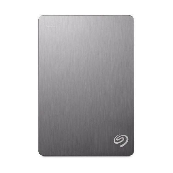 Disco Duro Externo Seagate Backup Plus 2.5¨4TB USB 3.0 Silver STHP4000401